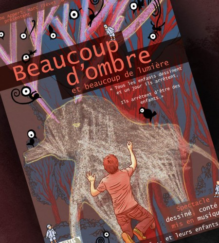 Spectacle – Beaucoup D'ombre
