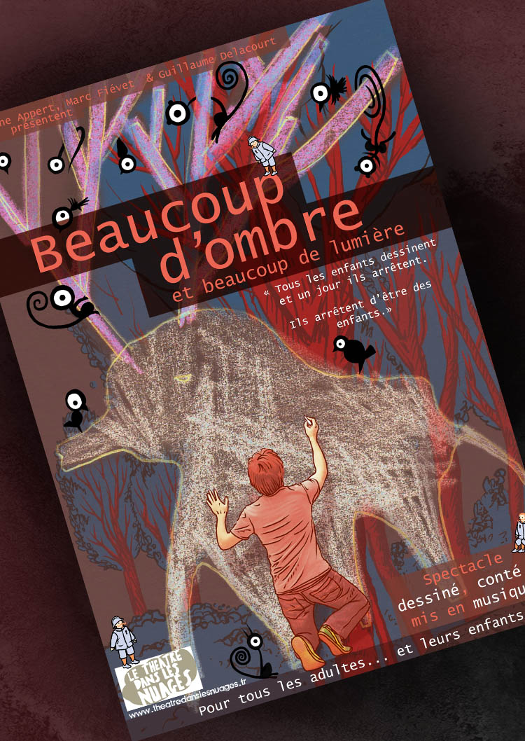 Spectacle - Beaucoup d'ombre