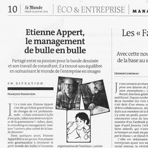 Portrait Dans Le Monde Economique