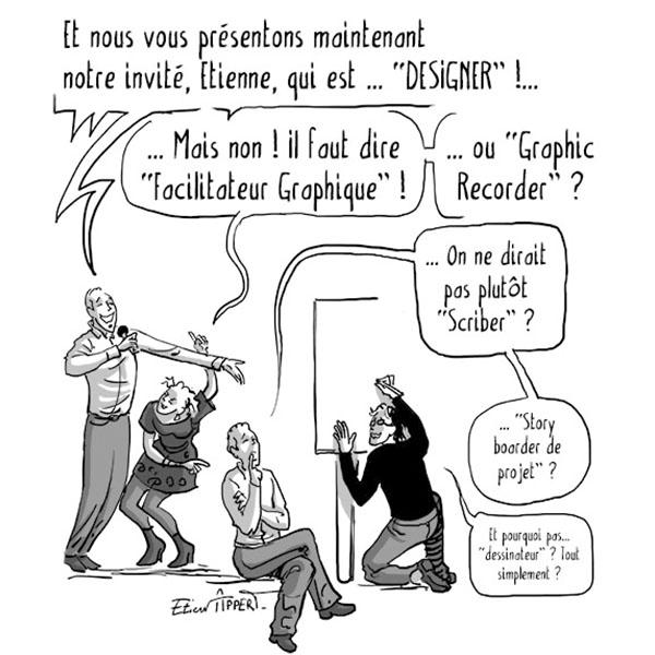 """""""Et Nous Vous Présentons Maintenant...le Designer !"""""""