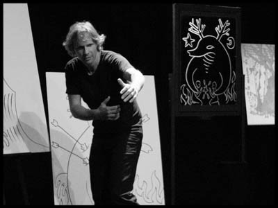Dessiner En Spectacle