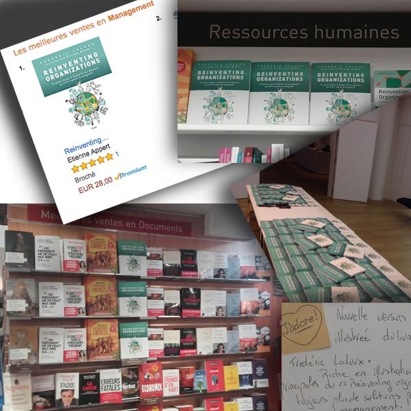 """Un Livre En """"Meilleure Vente"""", ça Fait Quand Même Plaisir!"""