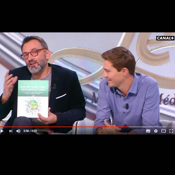 Un Livre Sur Canal+