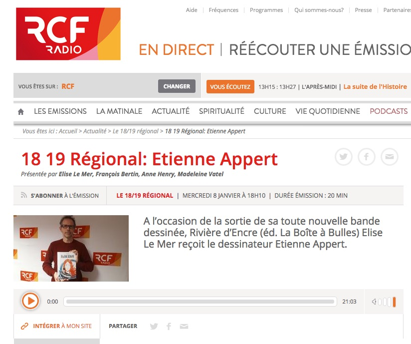 Etienne Appert RCF 2
