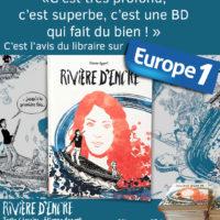 Sur Europe 1, La Librairie Aime Rivière D'encre