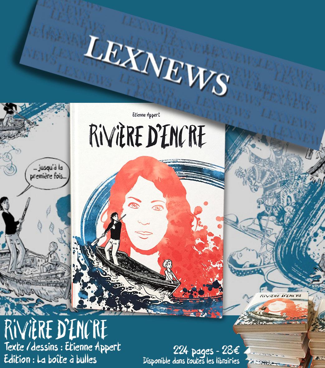 Rivieredencre Etienne Appert LX News