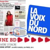 La Voix Du Nord Aime Rivière D'encre