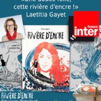 """France Inter Et La """"douce Folie De Rivière D'encre"""""""