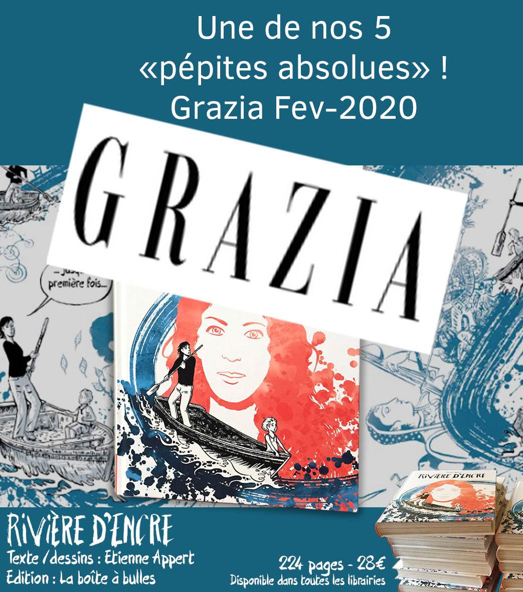 Rivieredencre Etienne Appert Grazia