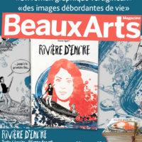 Beaux Arts Magazine En Parle