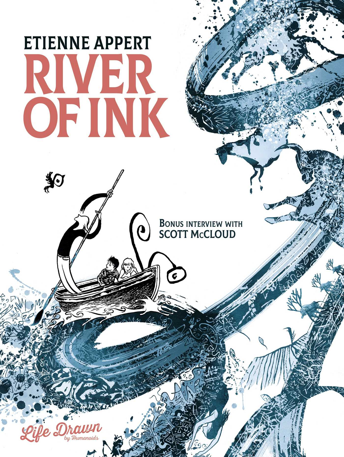 Couv River Of Ink